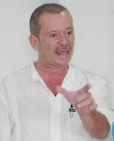 Oscar Quintero  alcalde corinto