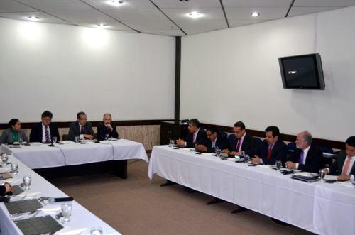 Comisión de Régimen Departamental de la Federación Nacional de Departamentos