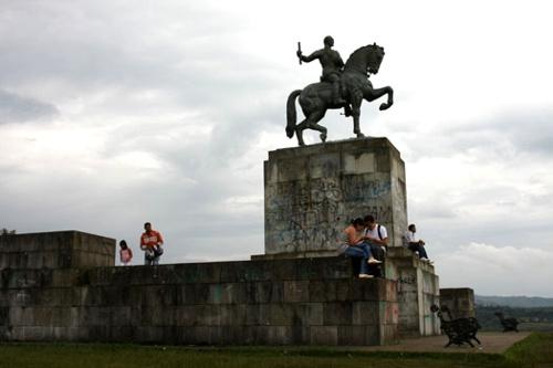 Estatuas de Popayán