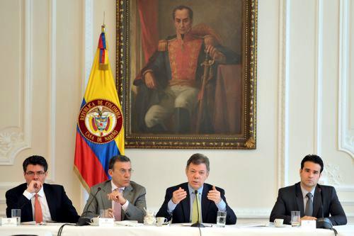 Presidencia de la República - salud