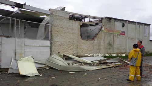 atentado en Cajibio