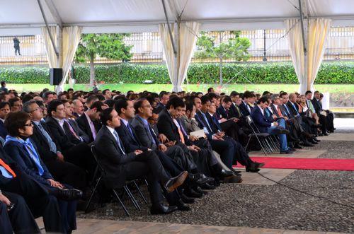 Gobernadores respaldan proceso de paz