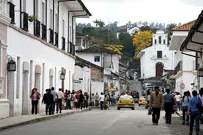 Popayán Calles