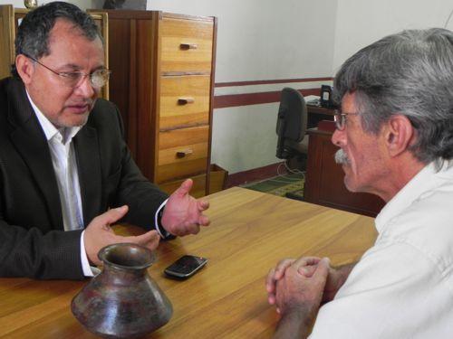 Juan diego Castrillón O. Rector Unicauca
