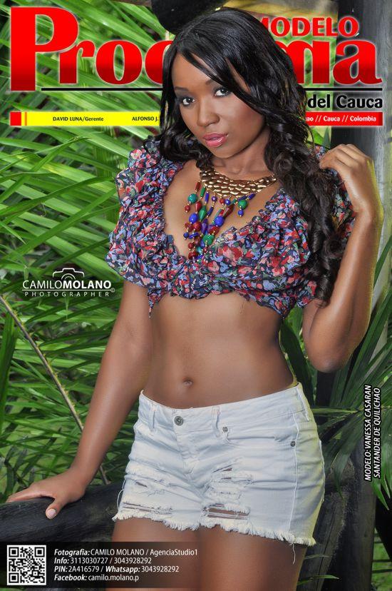 Modelo Vanesa Casarán - Agencia Studio 1 - Fotografías