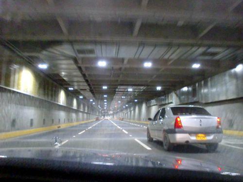 tunel cali 9