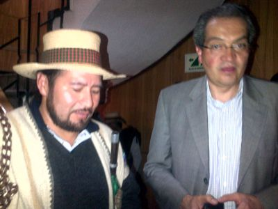 Jesus Chaves - Ministro Carrillo