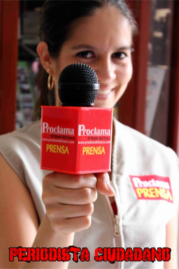 Periodista Ciudadano WEB Página Principal