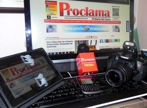 Los medios Web del Cauca más leídos en Colombia