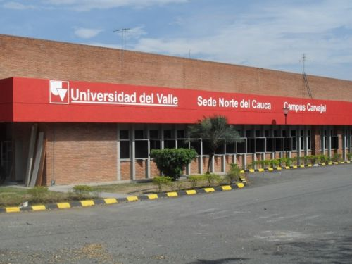 campus universitario univalle