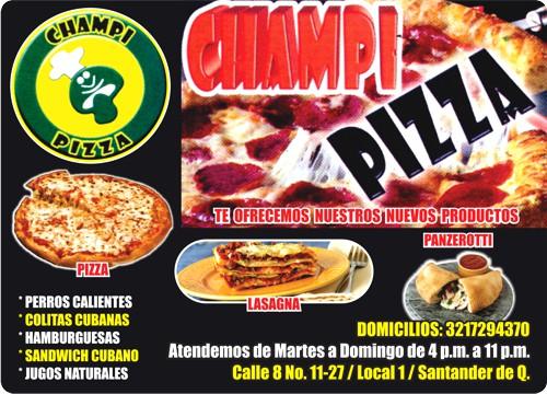 Champi Pizza