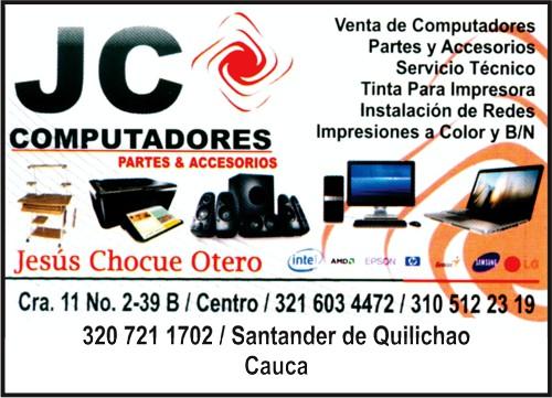 JC Computadores