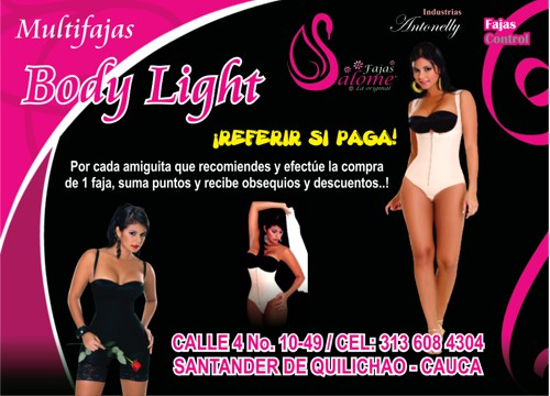 Multifajas Body Light