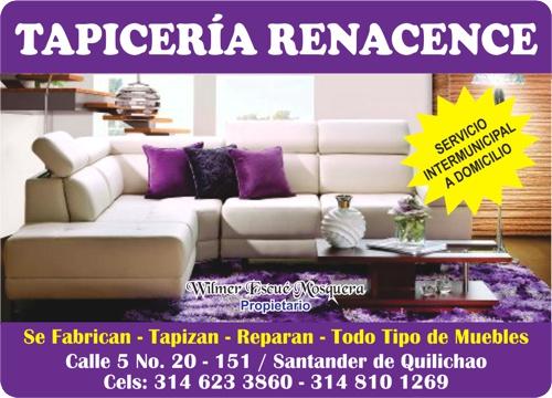Tapiceria Renacence