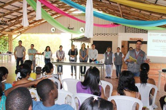 Unidad de Reparación a Víctimas - Cauca