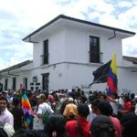 Movimiento Cívico en Popayán