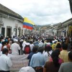 Popayán, 'ejemplo' de ciudad 'antipersona'