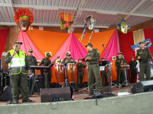 Orquesta Policía Nacional