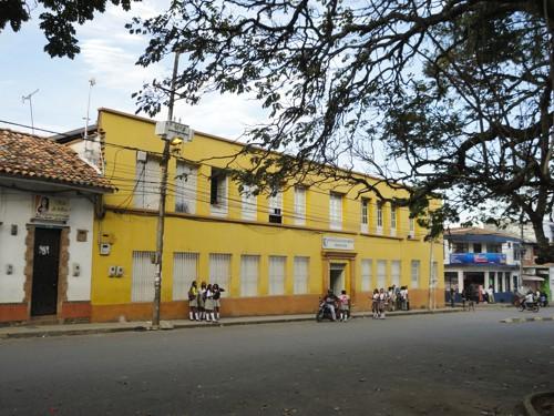 Antigüo Colegio Fernández Guerra