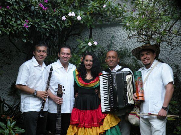Colombia-L+ícides Romero-Quinteto Colombia Caribe