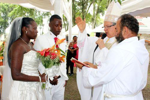 Matrimonio colectivo 4