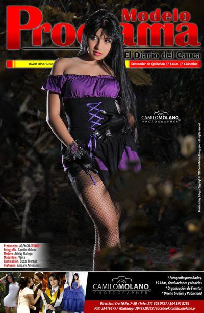 Modelo Proclama Halloween 3