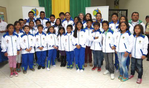 Natación con Aletas del Cauca 1