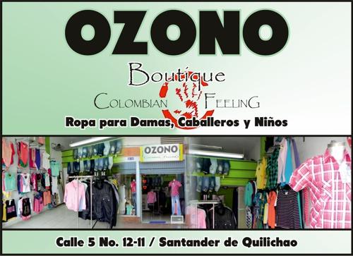 OZONO BOUTIQUE