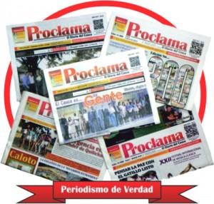 Proclama del Cauca - Periodismo de Verdad