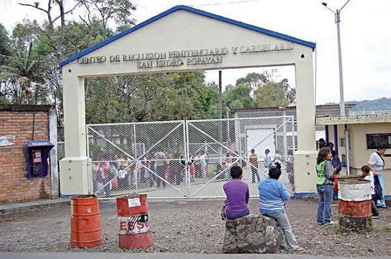 Cárcel San Isidro - Popayán