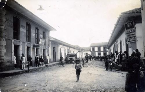 Calle de la Galería 01 1914