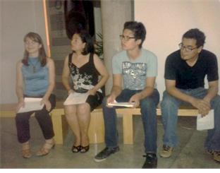 Poesia en la Biblioteca Departamental12