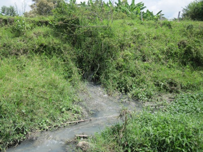 012 Descarga aguas residuales Río Palo
