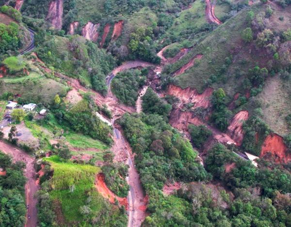 Avalancha Rio Molino 2