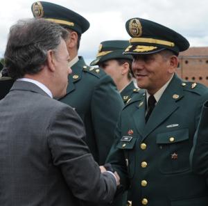 Comandante FDTA