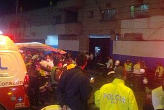 Tragedia humanitaria en cárcel de Barranquilla