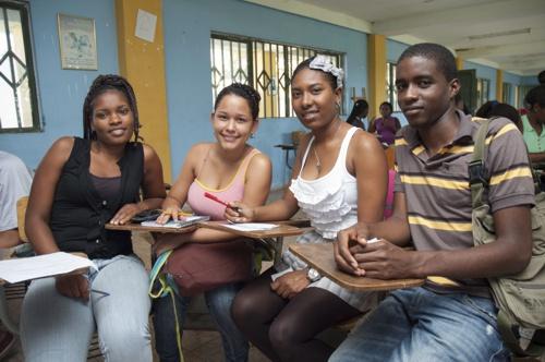 Jóvenes de Villa Rica1