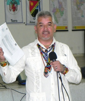 Jorge Arias Granada - Alcalde de Caloto