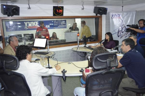 Lucha mediática en Venezuela 2