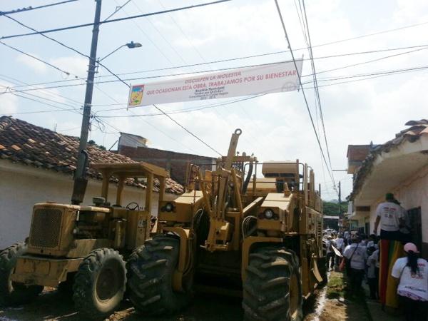 Pavimentación Quilichao 1