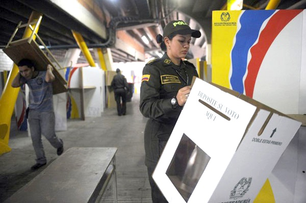 Policía Cauca