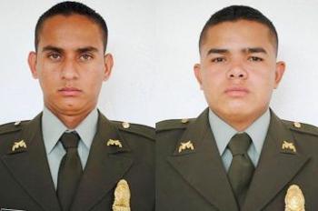 2 Policías Asesinados en Jambaló