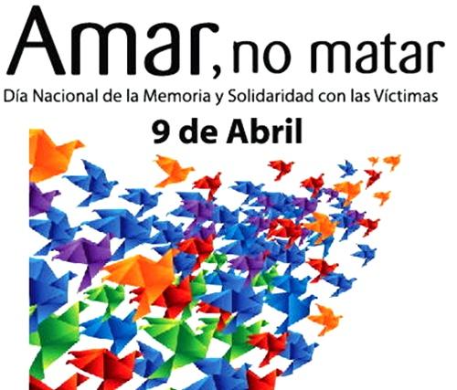 Dia Nacional de la Memoria y Solidaridad con las Víctimas