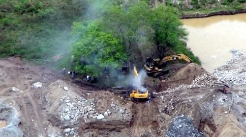 Minería Ilegal Cauca2