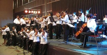 Orquesta Sinfónica Juvenil e Infantil