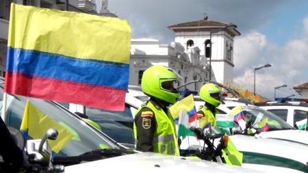 Policía Popayán