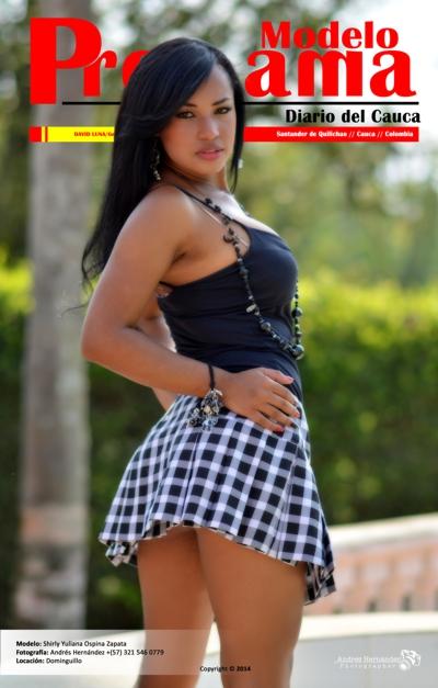 Shirly Yuliana Ospina Zapata - Modelo Proclama del Cauca - 4