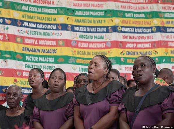 12 años de la masacre de Bojayá, Chocó