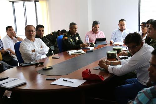 Consejo de Seguridad Caso Mina San Antonio 1
