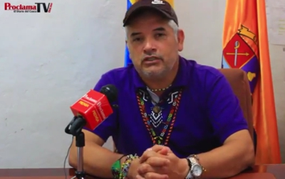 Jorge Arias Granada - Alcalde de Caloto - Cauca